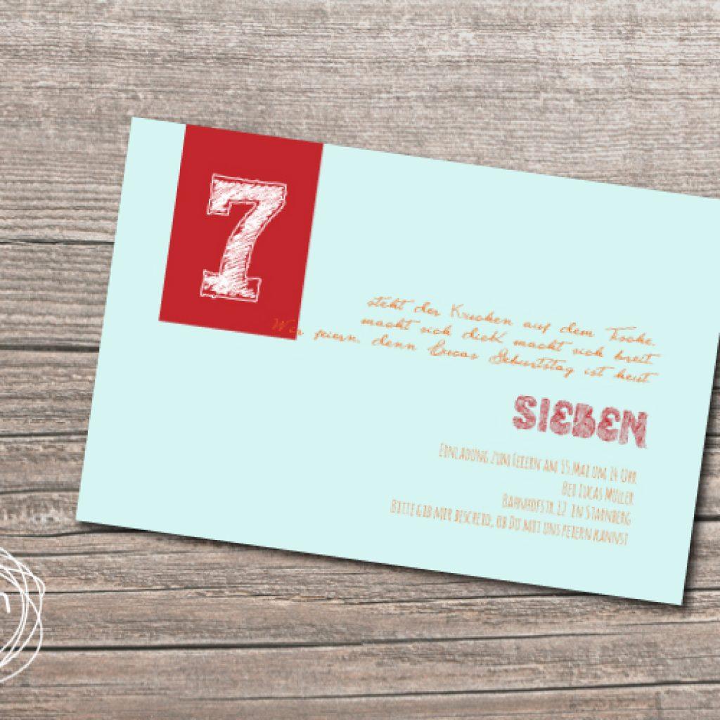 Geburtstagseinladung Wir Gestalten Sie Drucken Aus