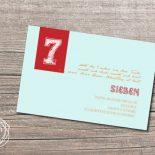 Einladungskartendesign
