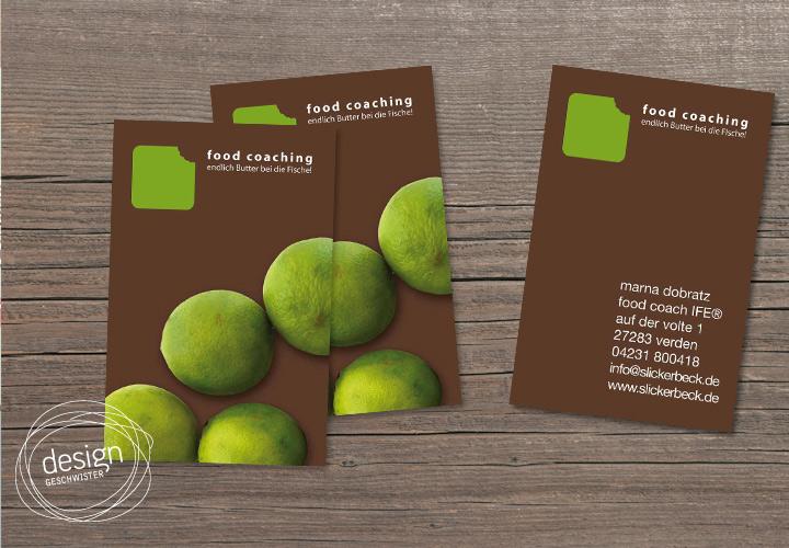 Visitenkarten und Corporate Design
