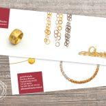 Produktfyler design für Goldschiedin