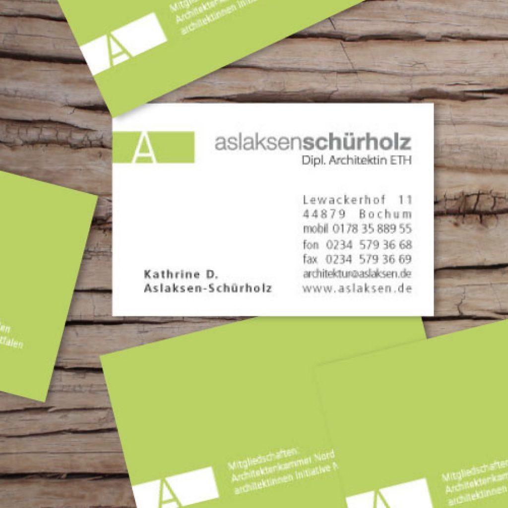 Logodesign Für Architektin Angereichert