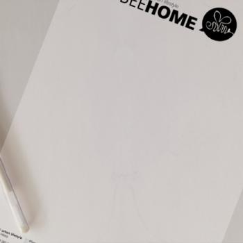 Briefpapierdesign