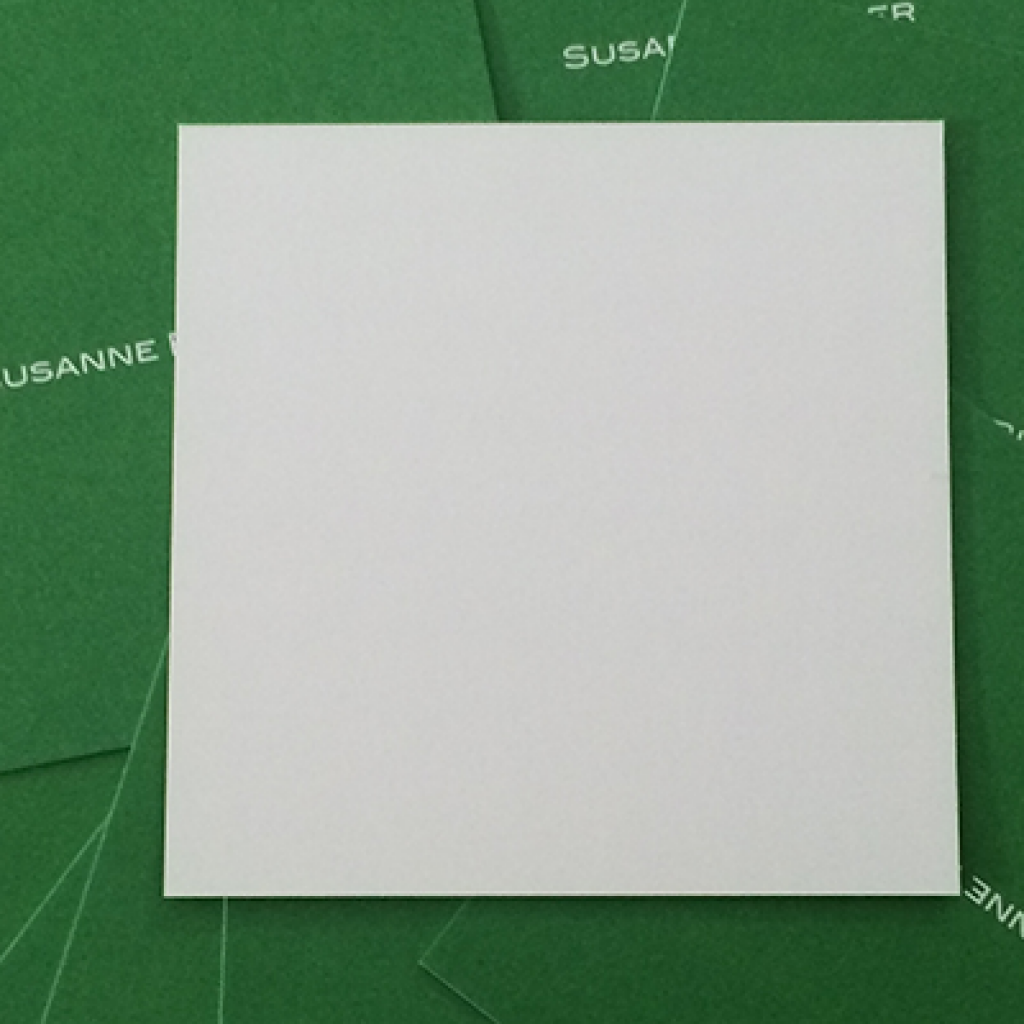 Edle Visitenkarten Und Notizkarten In Grün Angereichert