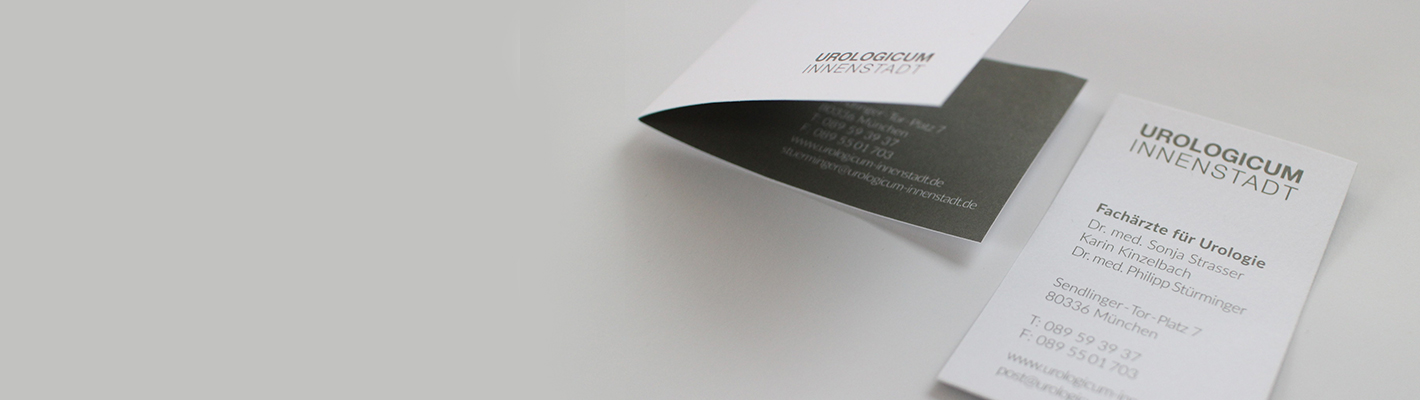 Visitenkarten Business Cards
