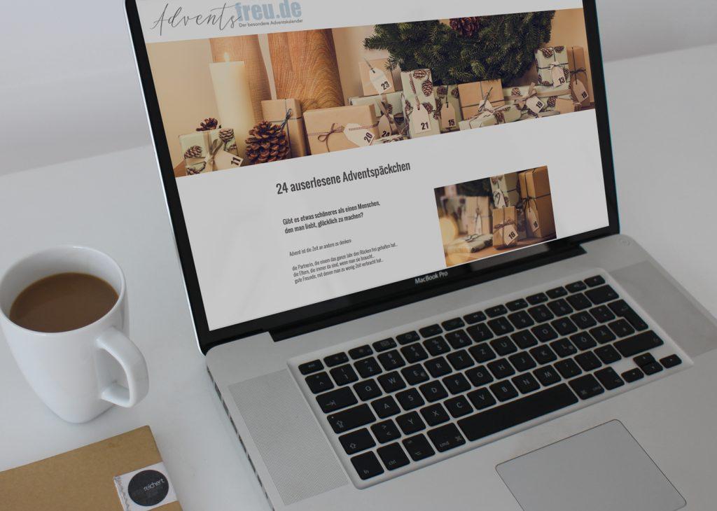 Angereichert gestaltet auch Ihre neue Homepage