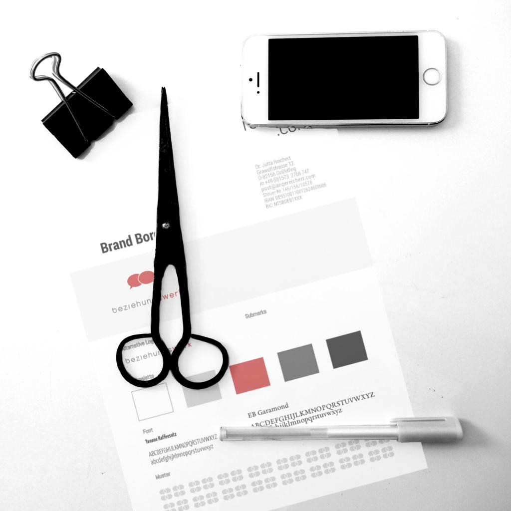 Corporate Identity zum Logodesign