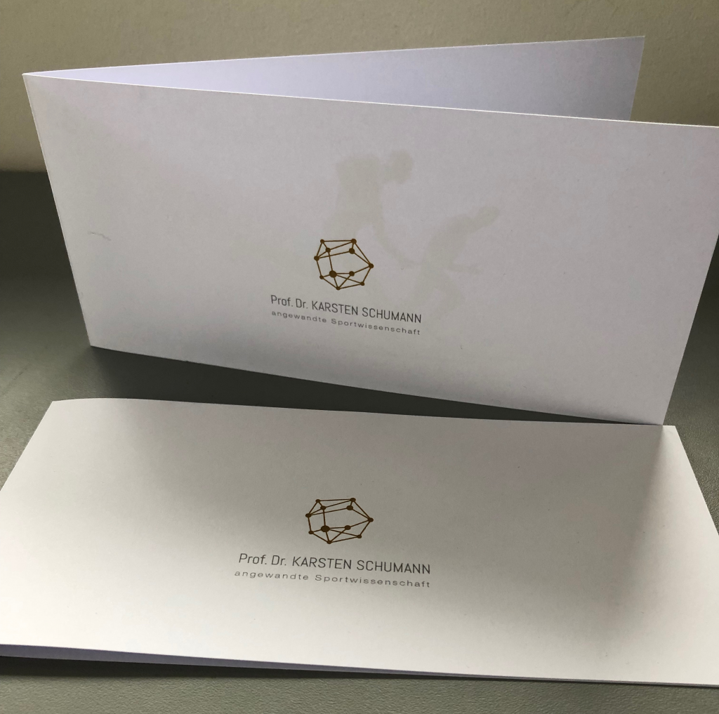 Klappkarte Einladungskarte
