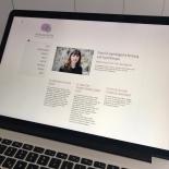 Homepage für Praxis